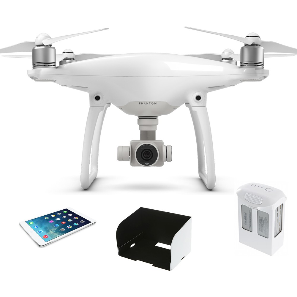 dji phantom 4 pack apple mini zen bdl p4 appmini droneshop. Black Bedroom Furniture Sets. Home Design Ideas