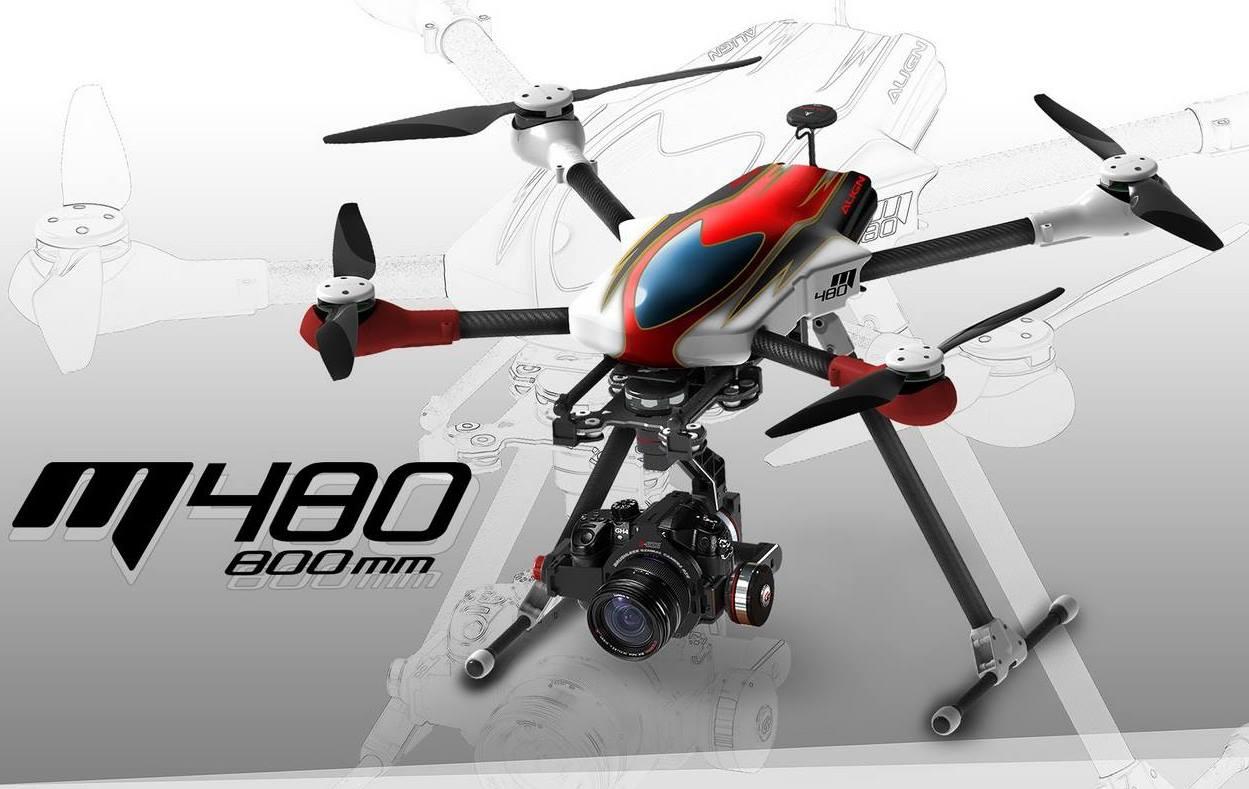 m480l super combo align rm48001x droneshop. Black Bedroom Furniture Sets. Home Design Ideas