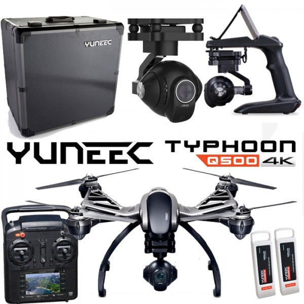 yuneec Q500 full option à vendre Yunq502artfeu-2