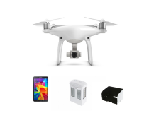 Pack DJI PHANTOM 4 Pack Zen - BDL-ZENP4