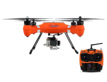 Splash Drone Auto  CoastGuard ORANGE  RTF