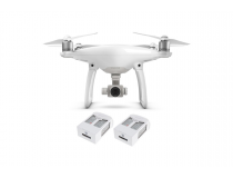 PACK PHANTOM 4 AVEC 2 BATTERIES - BDL-P4-2BAT