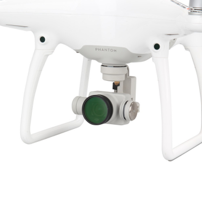 Filtre ND2-400 ajustable Phantom 4 DJI - HS-DJI060
