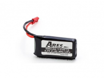 Lipo 3,7V, 500MAH 1S 15C Flight Pack, JST, FP110