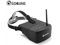 Lunettes Eachine EV800 5  800x480 FPV 5.8Ghz Raceband 40CH  Auto-Search Batterie
