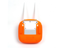 Protection silicone Orange Telecommande Phantom3/4 et Inspire DJI