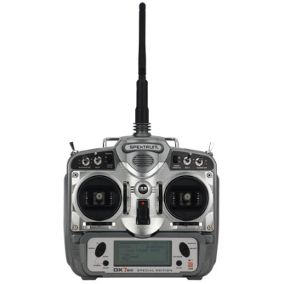 Radio Spektrum DX7 SE heli special edition mode 1 - TX seul
