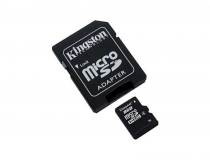 MicroSDHC 8GB Kingston Class4 - Sous Blister
