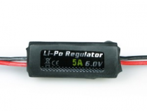 Regulateur de tension 6V
