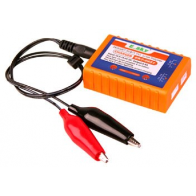 Chargeur LiPo 2/3 elements Esky 12V