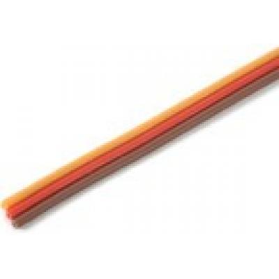 Cable servo tresse plat 2m gf 1350 002 0900gf 1350 002 for Cable plat passe fenetre