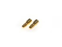 Connecteur : prise 3.5mm Male plaque or (10pcs)