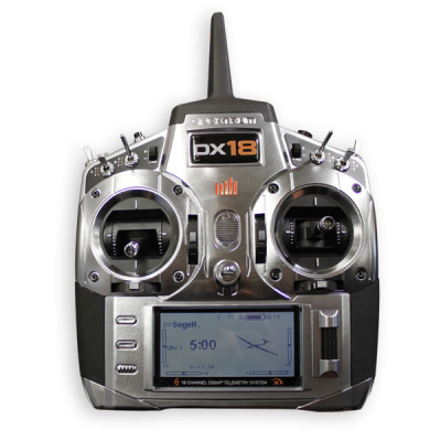 Spektrum DX18 + AR9020 - 2,4Ghz DsmX Mode 2