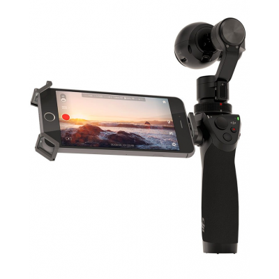 Pack OSMO avec 2 batteries DJI - BDL-OSMO2BAT