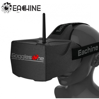 Casque Goggles One HF 1920x1080P Eachine (Rx 40ch)