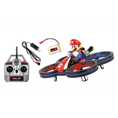 Mario Quadcopter RC Carrera