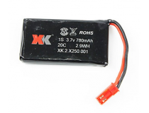 Lipo 1S 780mAh 3.7V X250 XK Innovation