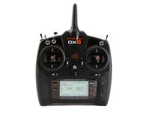 Emetteur DX6 Diversity Mode 2 Spektrum