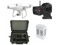 Combo Pack Phantom 4 FPV   Valise