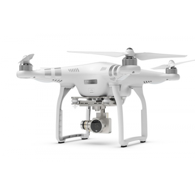 DJI Phantom 3 ADVANCED + batterie + homologation DGAC S1S2S3 - DJI-PH3ADV-S1S2S3