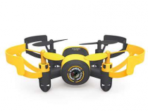 Mini UFO FPV Explorer RTF 2.4 GHz Camera FPV Jaune Amewi