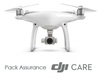 Pack Phantom 4 + Assurance DJI Care