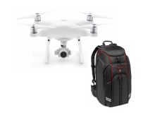 Pack Phantom 4 Advanced & Sac a dos Manfrotto - BDL-PH4ADVMAN1