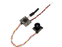 Camera FPV avec emetteur video 5.8Ghz 40CH 25mW integre Eachine