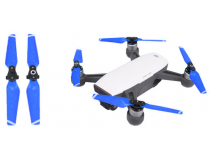 2 paires d helices bleues Spark DJI