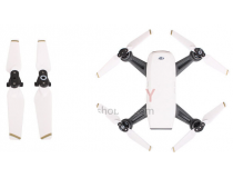 2 paires d helices blanches Spark DJI