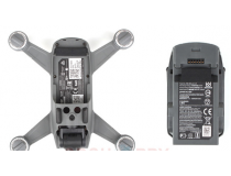 Protections silicone pour 3 batteries et Spark DJI
