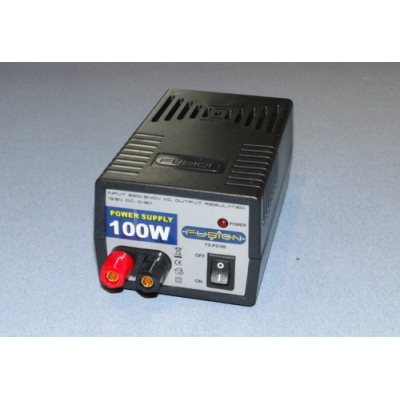FUSION - POWER SUPPLY PS100 - Alimentation 13,8 V / 8 A