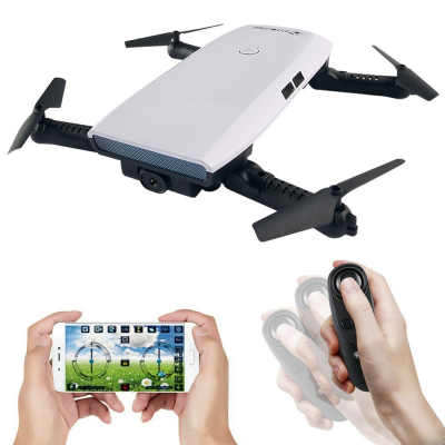 Eachine E56 720P WIFI FPV Selfie Drone Gravity Sensor Mode Altitude Hold RC RTF