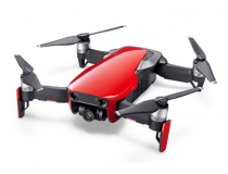 DJI Mavic Air Rouge Flamme