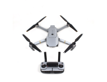 Stickers Carbone  Drone / Radio / Batterie  pour MAVIC PRO Silver