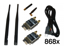 RF Design RFD 868x- PACK Telemetries  - RFD-868x-BDL