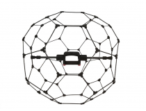 Cage de protection anti collision pour drone DJI - DJI-CAGEANTICOL-AIR
