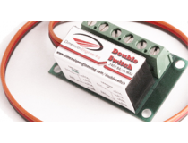 Double relais 2x8A a commande PPM - DENG-DOUBLESWITCH