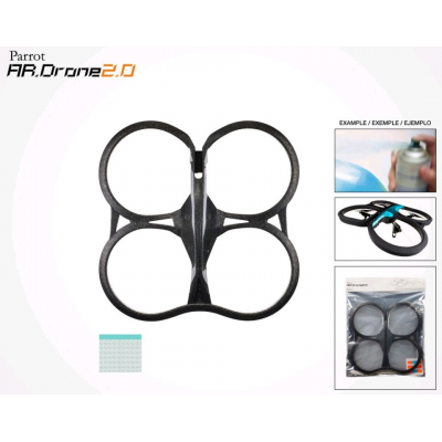AR.DRONE 2.0 - Carene interieure  CUSTOM
