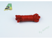 Fil silicone AWG20 - 0,5mm² rouge A2PRO
