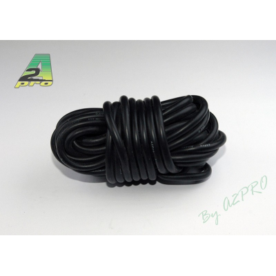Fil silicone AWG12 - 3,58mm² noir A2PRO