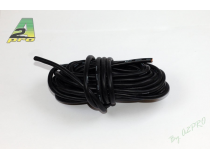 Fil silicone AWG8-6.03² Noir (5m) A2PRO