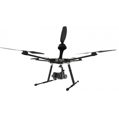 Spreading Wings S800 V2 Prise de Vue Aerienne DJI Innovation - DJI-S800