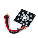 Plaque de distribution de puissance Multi-Copter - POWER-BOARD