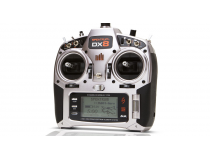 Emetteur DX8 Spektrum 2.4GHz Mode 2