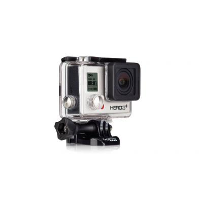 Hero3+ Silver Edition - GoPro