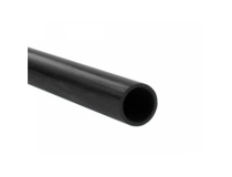 CARBON FIBRE ROUND TUBE 4.0mm x 2.0mm x 1mt  jp-5518416