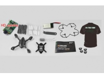 H107-A38BG - Hubsan X4CAM (H107C) Black Green Large VALUE PACK !