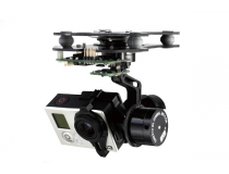 NACELLE SMART3 GOPRO 3 AXES ALEXMOSS DYS - DYS-SMART3