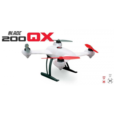 Pack Blade 200 QX - Radio DX6 Spektrum Mode 2